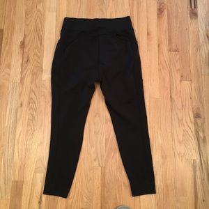 POP Fit black side pocket leggings size 2XL
